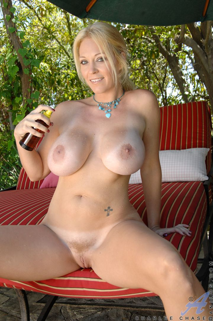 Naked amateur wife camping
