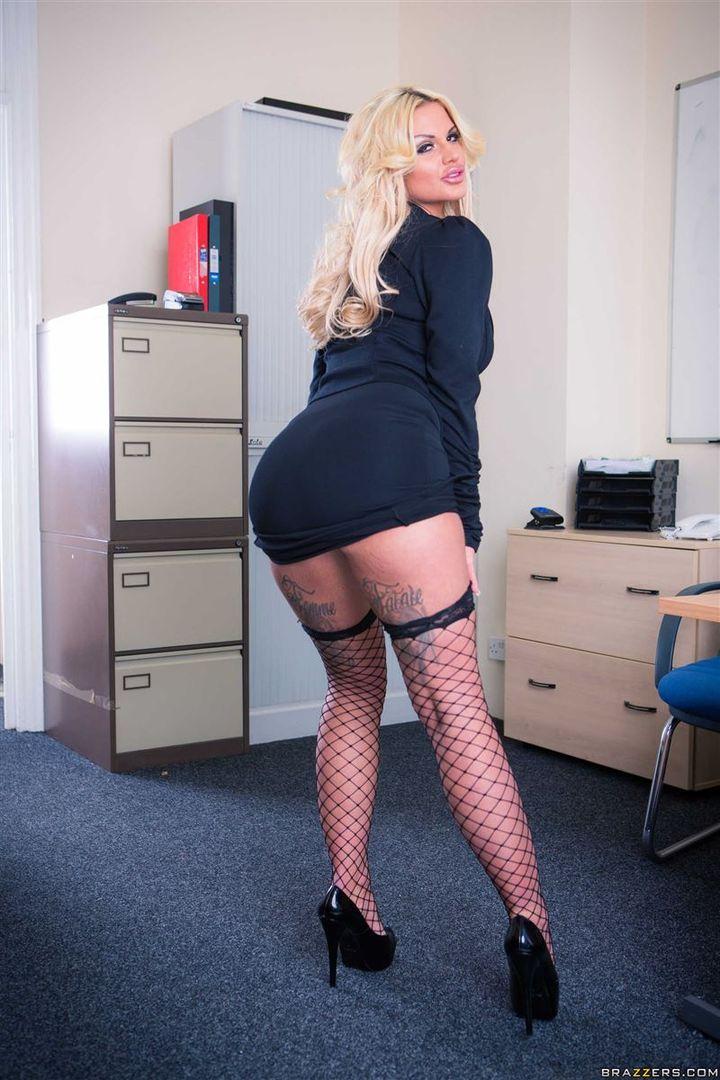 фото офисной девушки секс